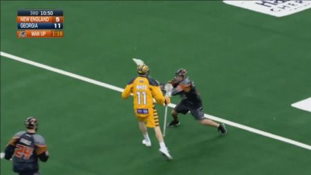 Georgia Swarm transition player Joel White becomes a world champion