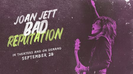 Watch: Joan Jett tells her story as a rock'n'roll survivor in first trailer for 'Bad Reputation'