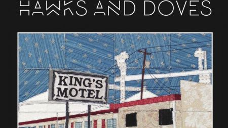 Interview: Hawks and Doves singer Kasey Anderson talks sobriety, new album 'From a White Hotel'
