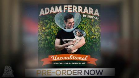 Adam Ferrara returns with uproarious new album 'Unconditional'