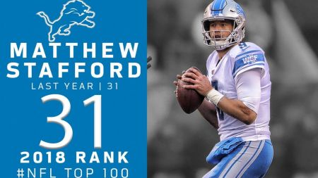 Detroit Lions best players and predictions for the 2018 season