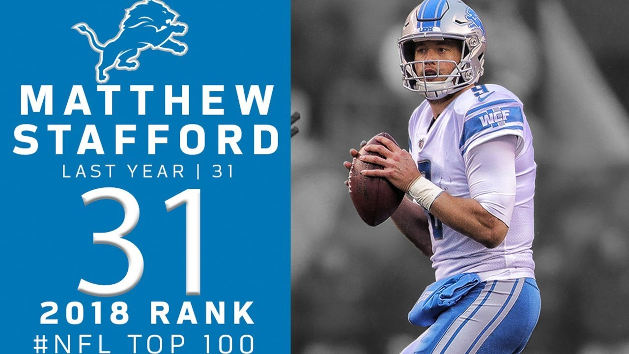 Detroit Lions best players and predictions for the 2018 season - AXS 0639a4d34b1