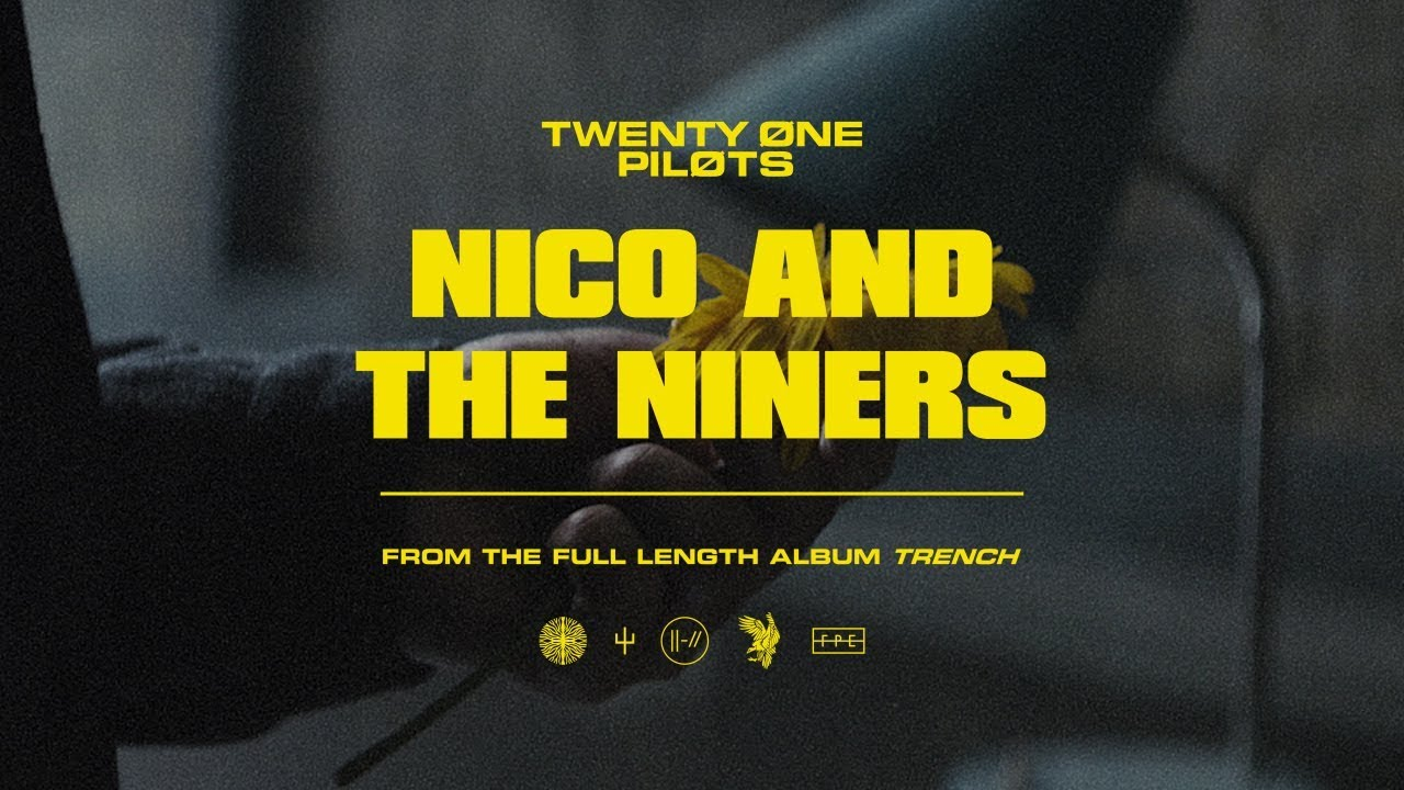 2a8ef5c7b32 Watch  Twenty One Pilots continue the  Trench  trilogy with  Nico ...