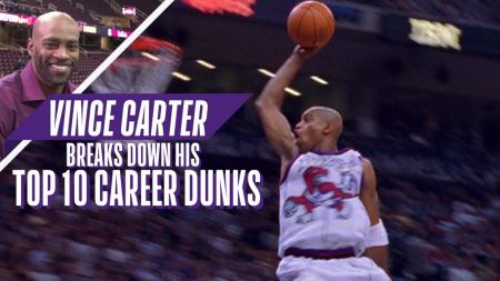 Vince Carter agrees to deal with Atlanta Hawks