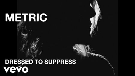 Watch: Metric debut video for new single 'Dressed to Suppress'