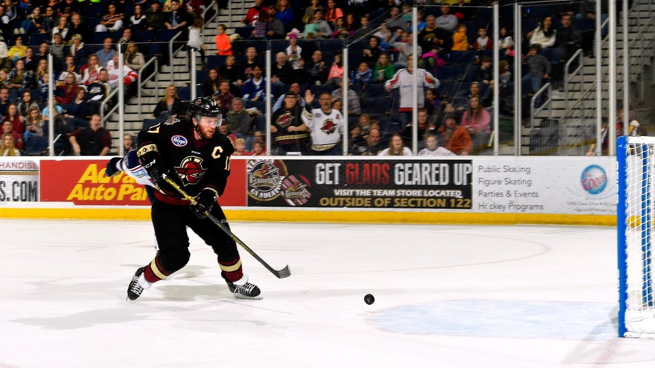 Atlanta Gladiators offer special Christmas in July promotion
