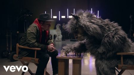 Watch Fall Out Boy's Patrick Stump try to direct llamas in new video for 'Bishops Knife Trick'