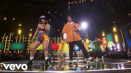 Cardi B drops out of Bruno Mars tour to take care of her newborn child