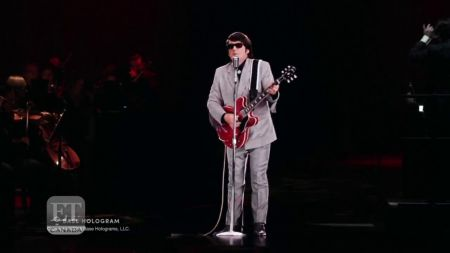 Roy Orbison In Dreams hologram tour announces fall 2018 dates