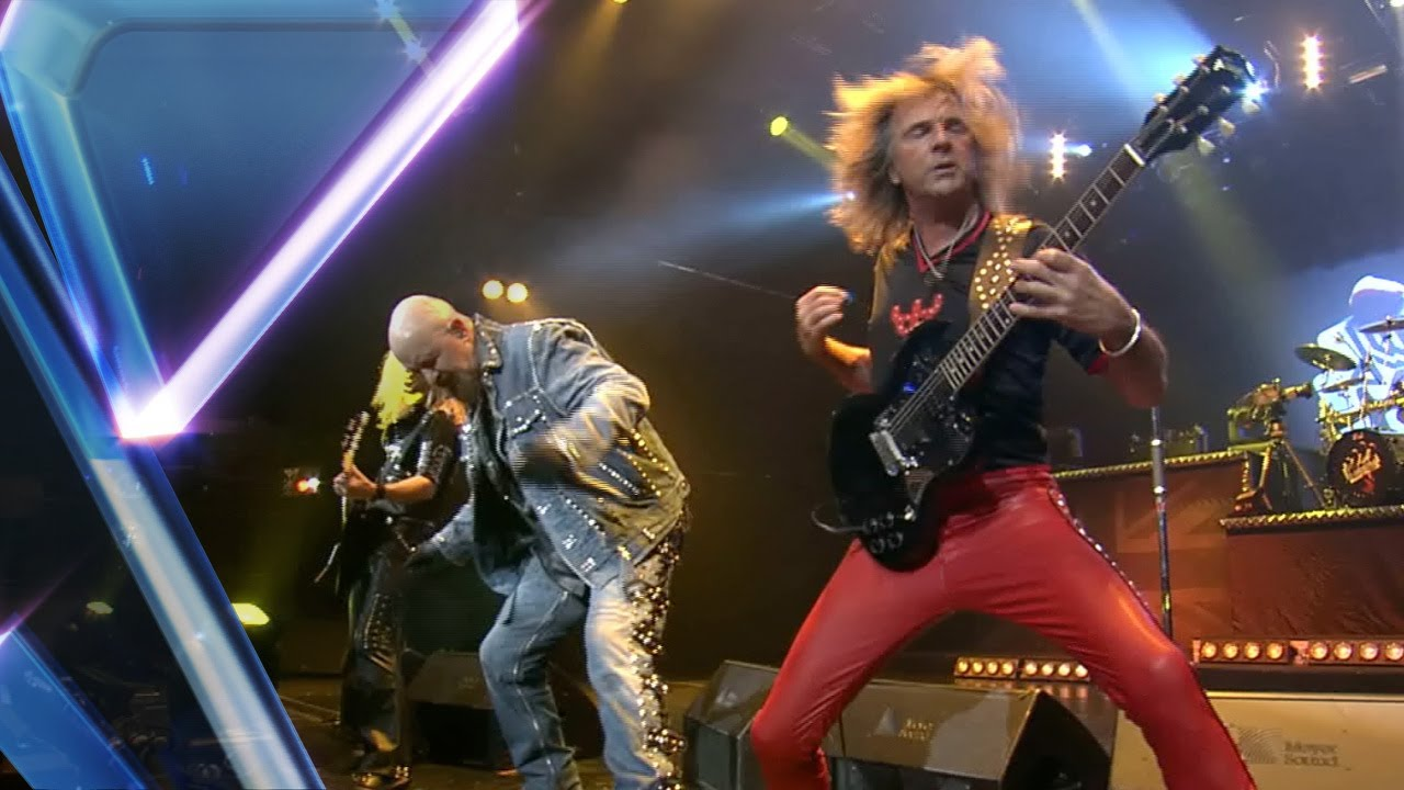 Judas Priest set for induction in The Hall of Heavy Metal History