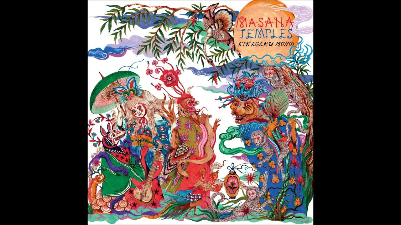 Listen: Kikagaku Moyo announces new album 'Masana Temples,' share mystic lead single 'Gatherings'