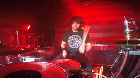 Interview: What's doing with Ted Nugent drummer Jason Hartless