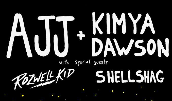 AJJ / Kimya Dawson tickets at Fête Music Hall - Ballroom in Providence