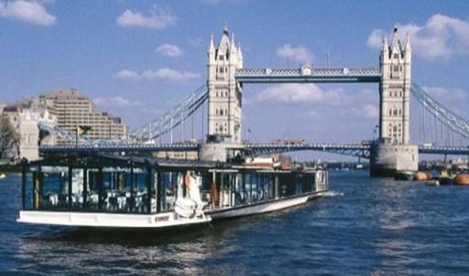 Classic Lunch Cruise tickets at Symphony, London