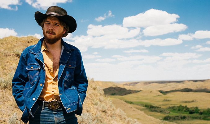 Colter Wall tickets at The Showbox in Seattle