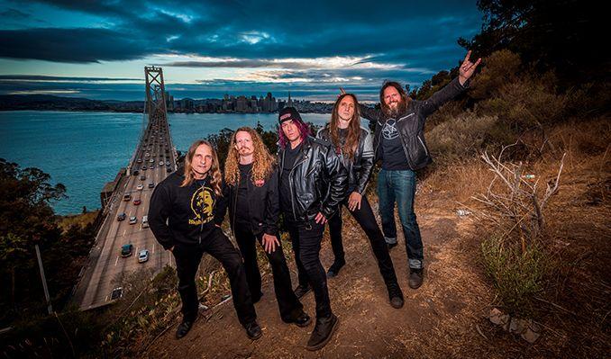 Exodus tickets at Slim's in San Francisco