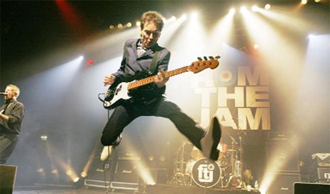 From The Jam tickets at City Hall in Salisbury