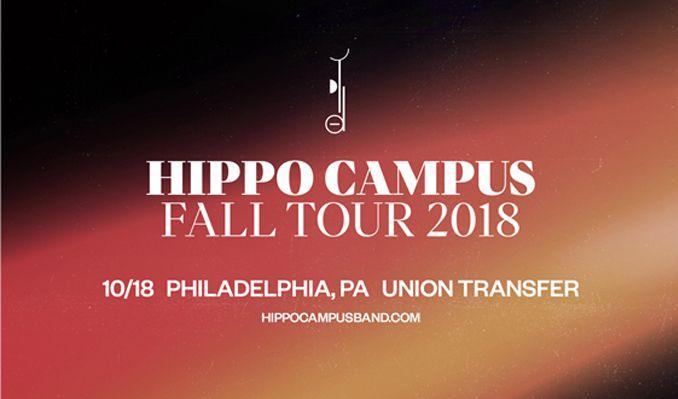 Hippo Campus tickets at Union Transfer in Philadelphia