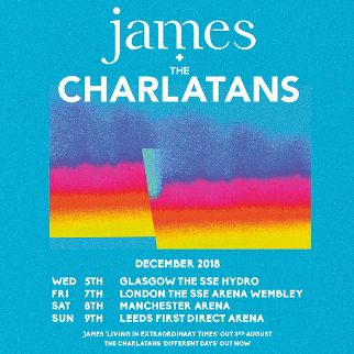 James And The Charlatans