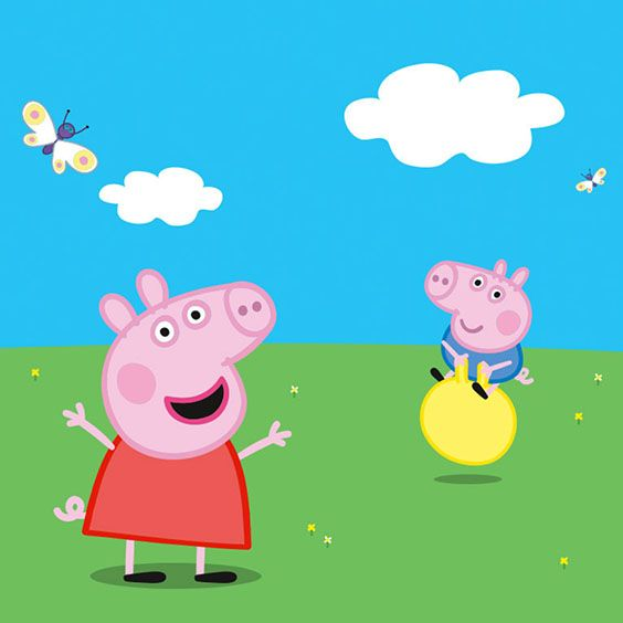Aeg Presents Peppa Pig Live