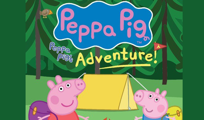 Peppa Pig's Adventure tickets at Churchill Theatre, Bromley