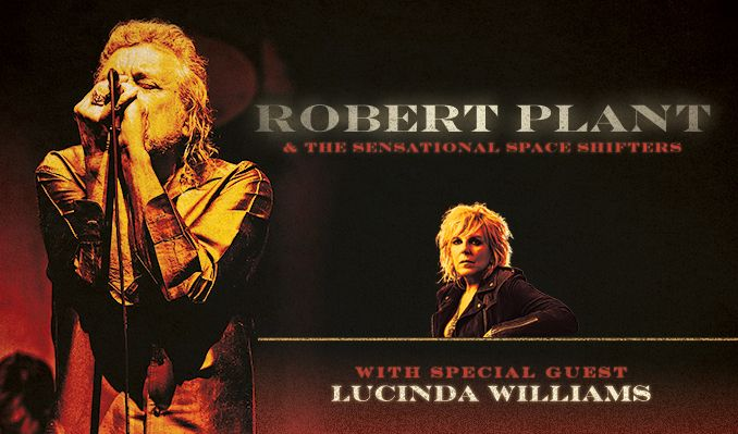 Robert Plant & The Sensational Space Shifters tickets at Lubbock Municipal Auditorium in Lubbock