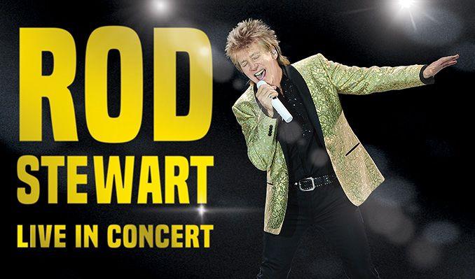 Rod Stewart tickets at Santa Barbara Bowl in Santa Barbara