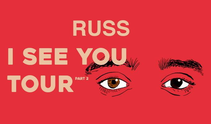 Russ tickets at ShoWare Center in Kent