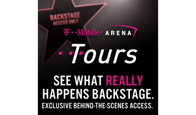 T-Mobile Arena Tours