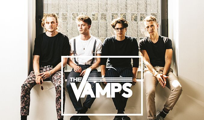 The Vamps tickets at AECC GE Oil & Gas Arena in Aberdeen