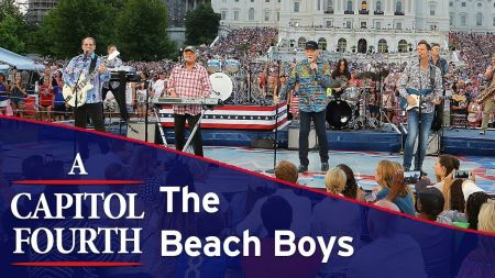 The Beach Boys to tour well into 2018