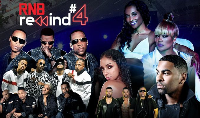 4th Annual RNB Rewind Fest tickets at Microsoft Theater in Los Angeles