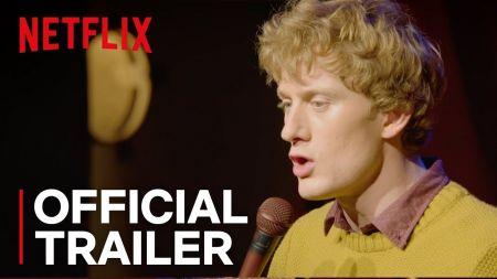 Interview: James Acaster on building his Netflix special 'Repertoire'
