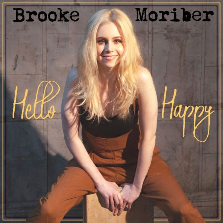 Brooke Moriber 'Hello Happy' artwork