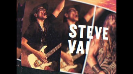 Interview: Steve Vai and the glorious debauchery of Generation Axe