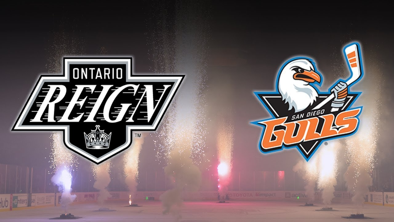 Reign and Gulls players to participate in 2018 Vegas Rookie Faceoff