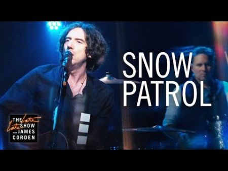 Watch: Snow Patrol perform hopeful 'Wildness' track 'Heal Me' on 'The Late Late Show'