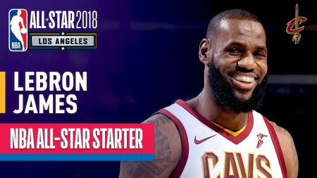 LeBron James excited to play with new Lakers teammates