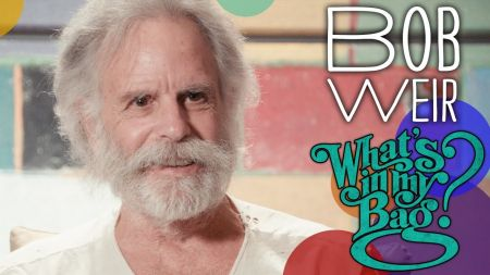 Bob Weir teams up with Don Was and Jay Lane to form Wolf Bros, announce fall tour