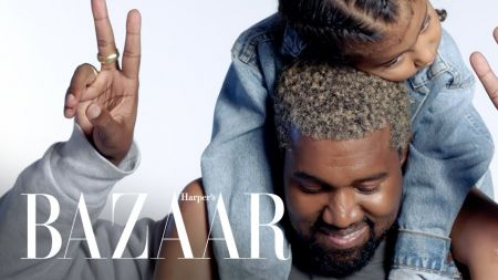 Harper's Bazaar special issue 'The First Families of Music' features Bruce Springsteen, Kanye West, Mariah Carey and more wit