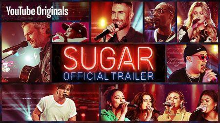 Watch the trailer for Adam Levine's YouTube series 'Sugar'