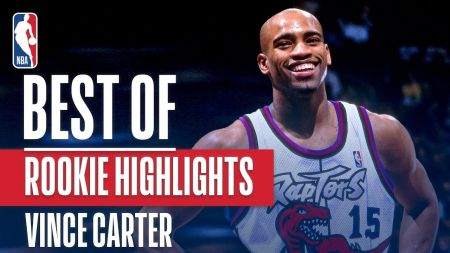 Vince Carter extending legendary NBA career