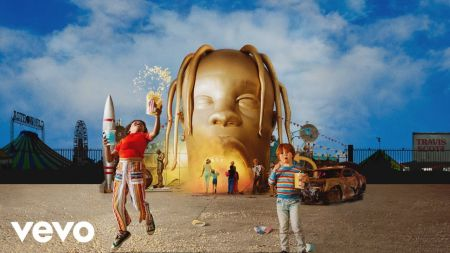 Travis Scott releases 'Astroworld' with contributions from Frank Ocean, The Weeknd, Drake and more