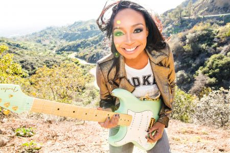 Interview: Guitarist Malina Moye discusses her upcoming acting role in new film, 'The Samuel Project'