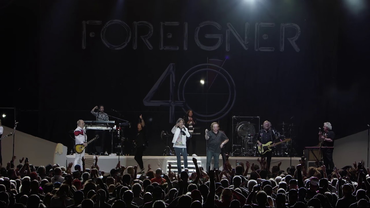 Watch: Foreigner reunite to perform 'I Want to Know What Love Is' with choir at Sturgis