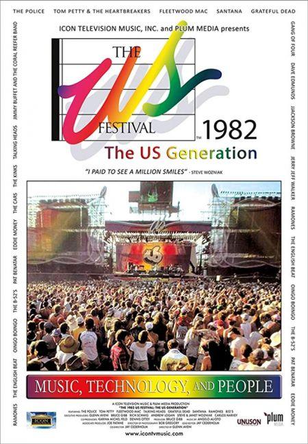 Documentary looks back at Steve Wozniak's US Festival