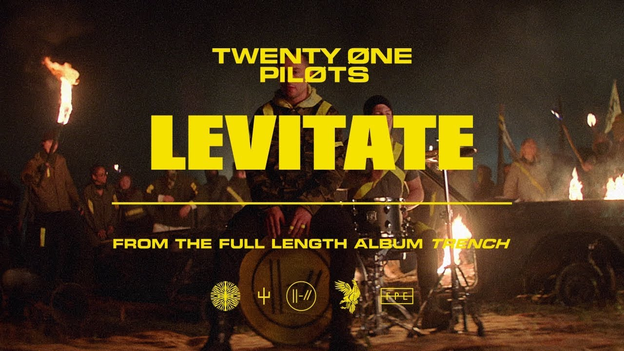 Watch: Twenty One Pilots conclude their 'Trench' trilogy with 'Levitate'
