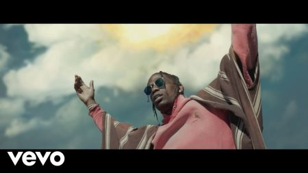 Watch: Travis Scott shares striking music video for 'Stop Trying To Be God'