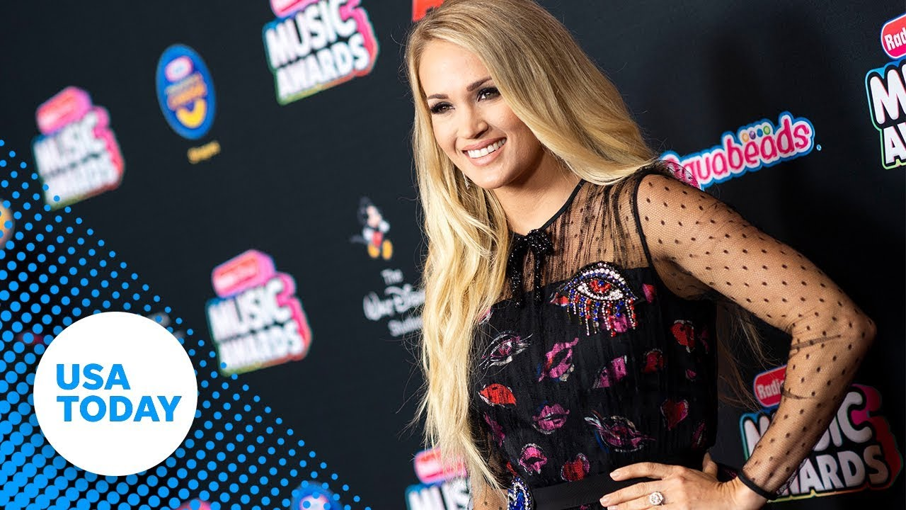 Watch Carrie Underwood Just Announced Shes Pregnant With Her Second Child video