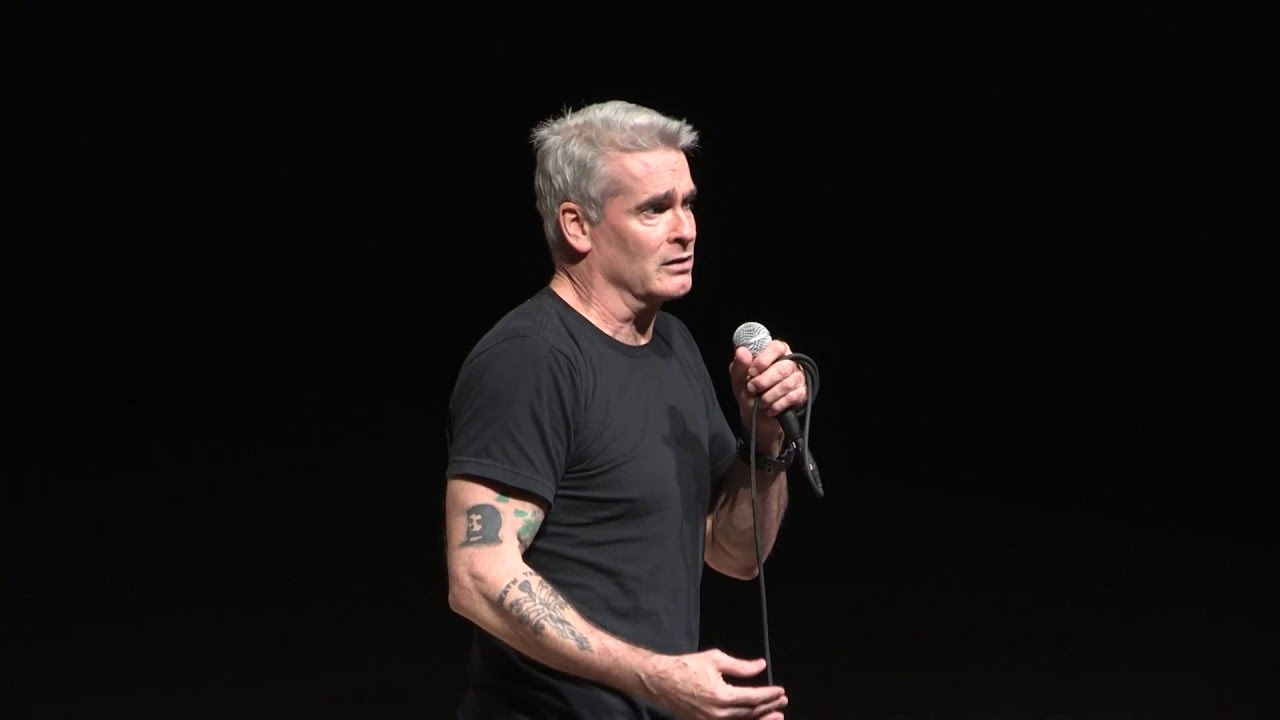 Henry Rollins sets out for fall 2018 Travel Slideshow tour
